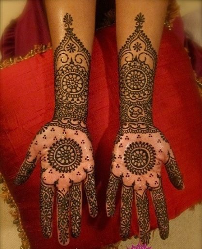 Simple Mehndi Designs for Hands 2014-2015 | New Style Fashion  Simple Mehndi D...